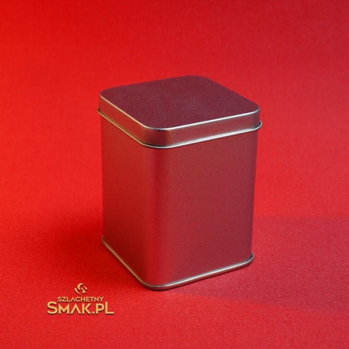Puszka metalowa / kwadratowa 70