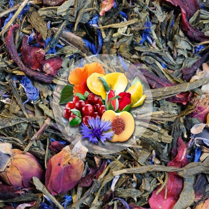 Herbata Zielona Zielona Przystań