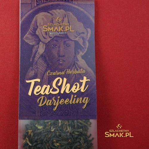 Tea Shot / Darjeeling