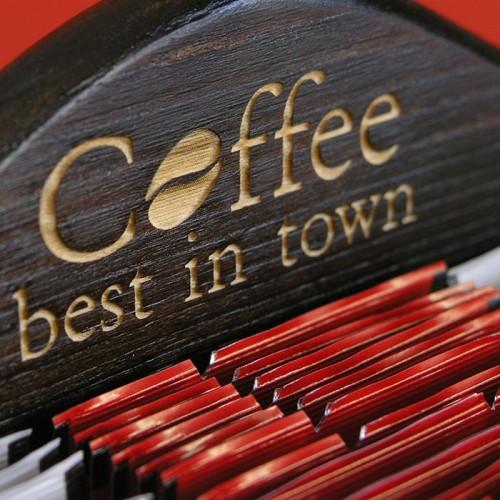 Ekspozytor z Kawą Rozpuszczalną