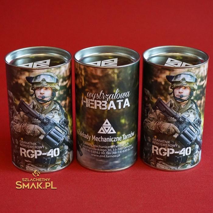 Wystrzałowa Herbata