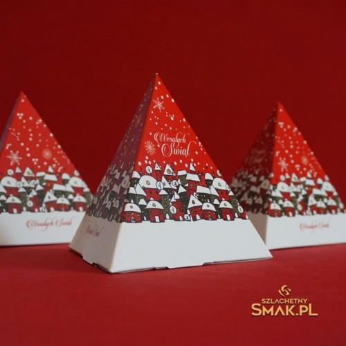 Herbata świąteczna w piramidzie