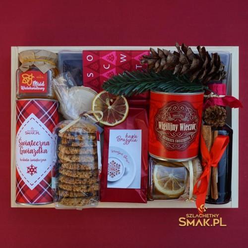 Czerwony Mikołaj - zestaw prezentowy