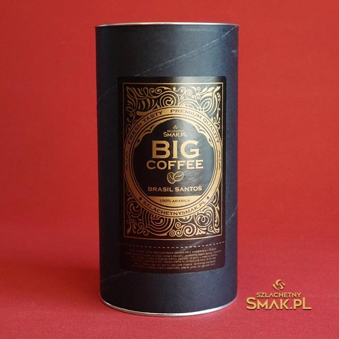 Big Coffee / Brazylia 700g